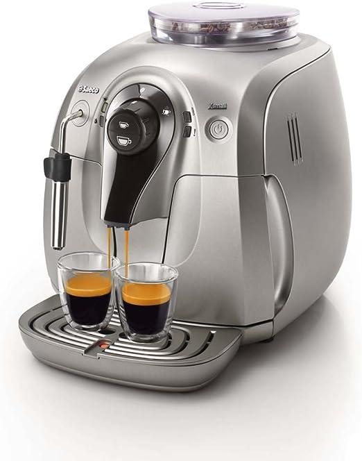 Saeco Xsmall - Cafetera de espresso: Amazon.es: Hogar