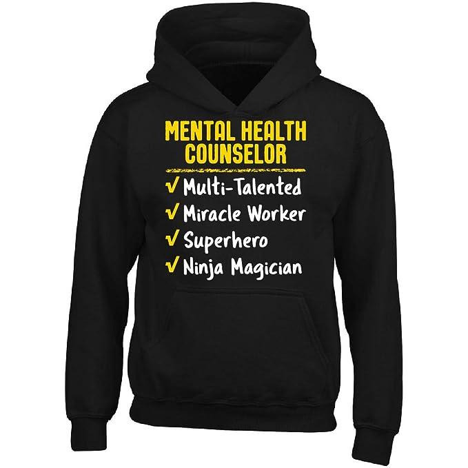 Sierra Goods Mental Health Counselor Miracle Worker Ninja ...