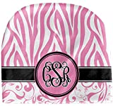 RNK Shops Zebra & Floral Baby Hat (Beanie) (Personalized)