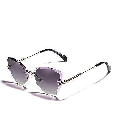 2f40f839e1c0 Wendy-Store1 DESIGN Fashion Lady Sun glasses 2019 Rimless Women Sunglasses  Vintage Alloy Frame Classic