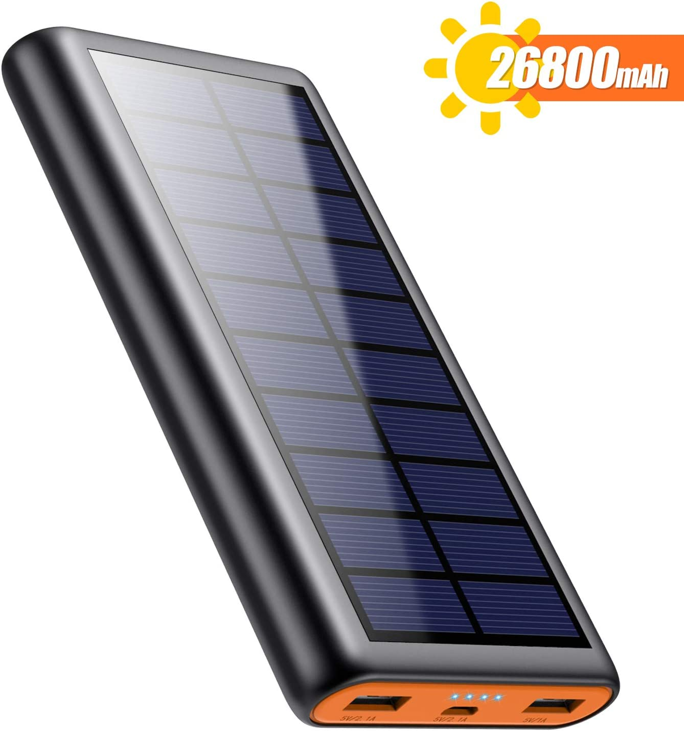 Solar Powerbank Amazon Deal