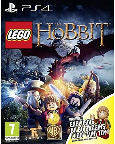 LEGO The Hobbit [TOY EDITION] (PS4) [PlayStation 4] [Importación Inglesa]: Amazon.es: Videojuegos