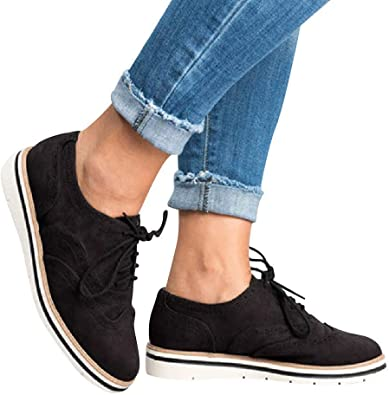SNIDEL Oxford Shoes for Women Brogues