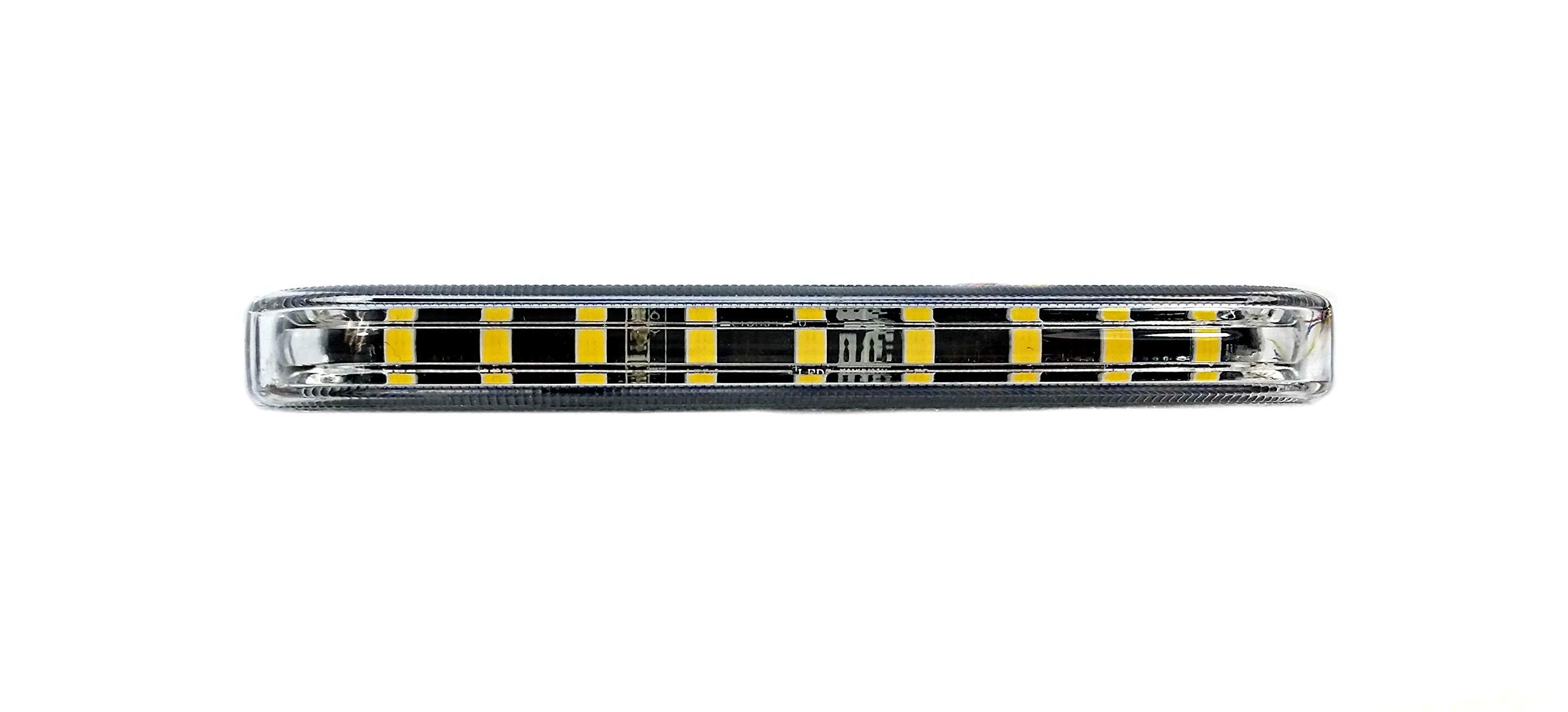 Kaper II L16-0260-W CLASS 1 WARNING LIGHT HEAD