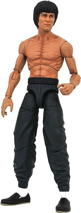 Bruce Lee a petto nudo Diamond Select Action Figure