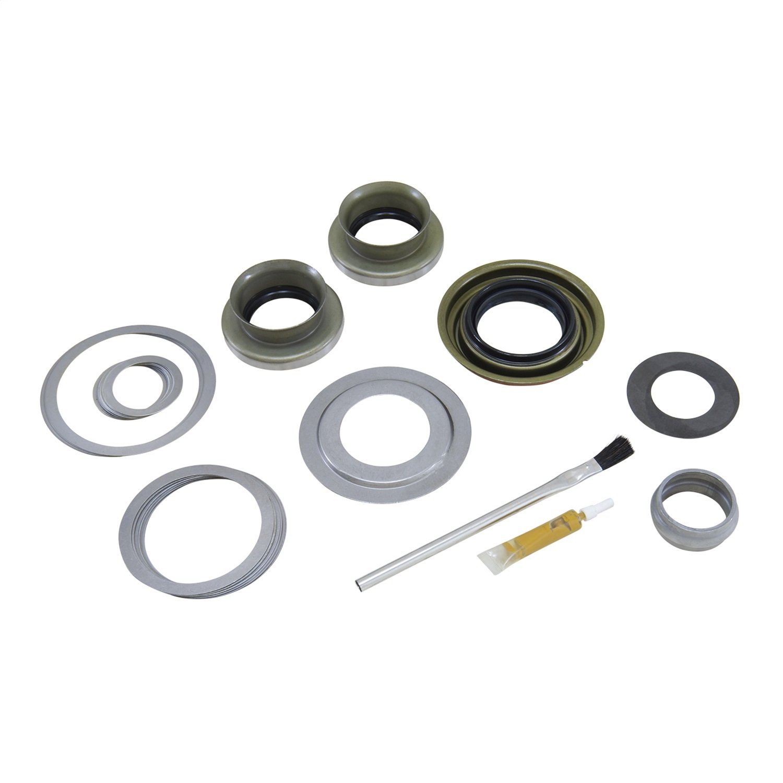 Yukon Gear & Axle (MK D50-STRAIGHT) Minor Installation Kit for Straight Axle Dana 50 Differential