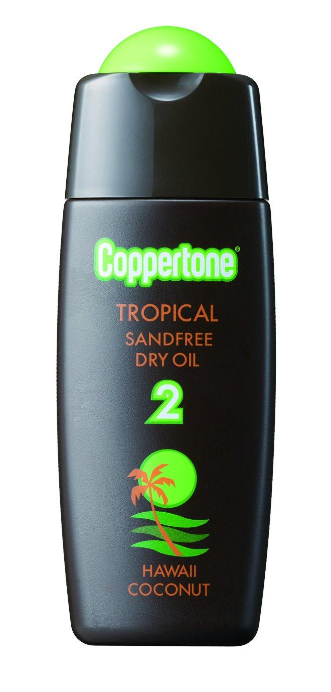 コパトーン トロピカル サンドフリー ハワイ SPF2