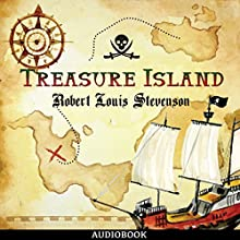 Treasure Island Audiobook by Robert Louis Stevenson Narrated by Illia Vasilets