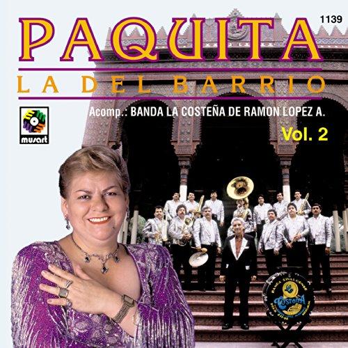 ... Paquita La Del Barrio Con Band.