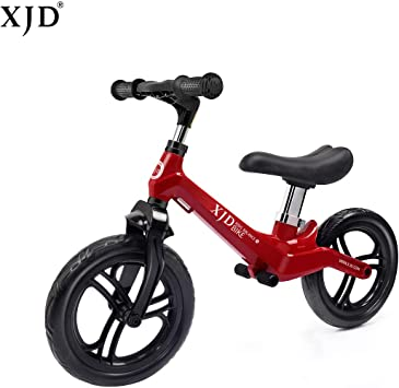 Xjd Kids Balance Bike No Pedal Bicycle For Ages 18 Months To 5 Years Magnesium Best Sport Push Bicycle Bike For 2 Year Old Boys Girls Toddlers Kids