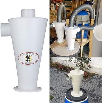 Aspiradora de polvo ciclón de alta eficiencia, atrapa el polvo y el polvo, filtro de colector turbo de calidad: Amazon.es: Industria, empresas y ciencia