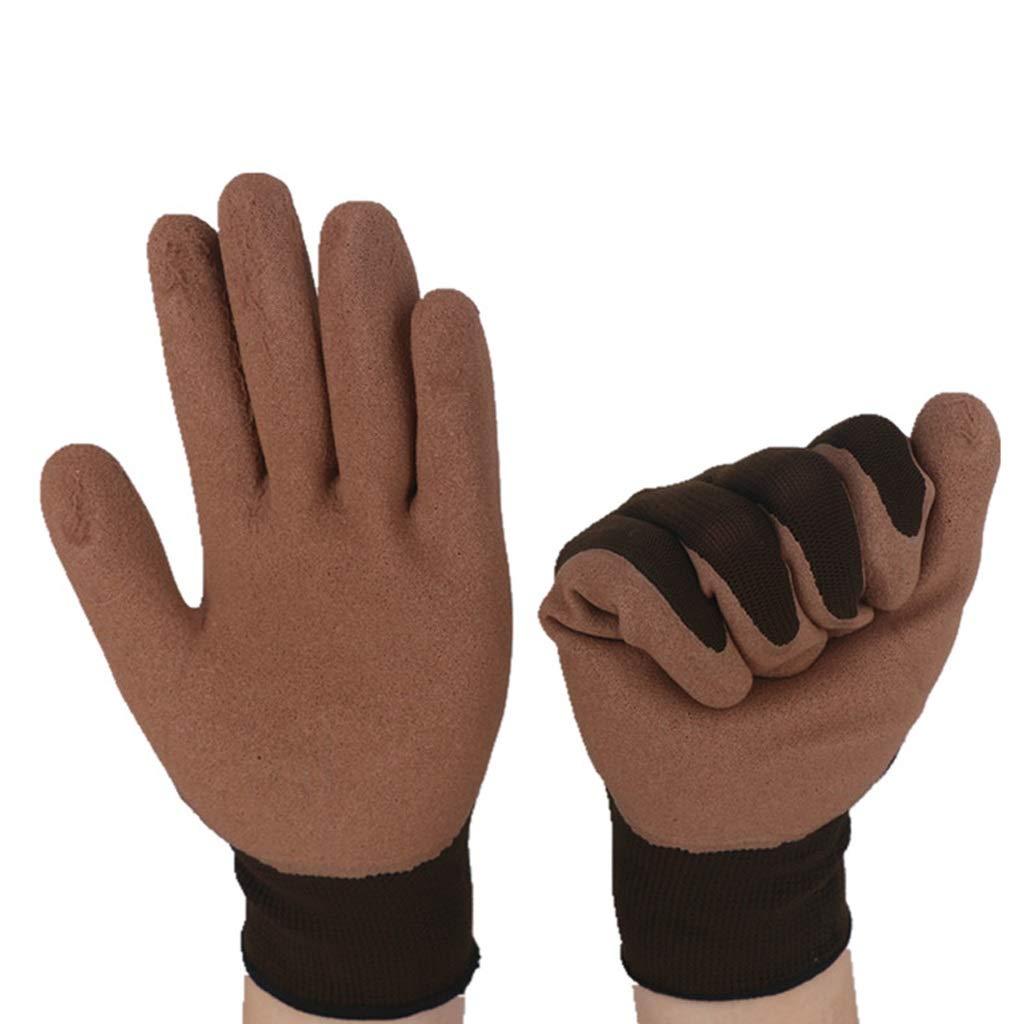 LDKFJH Industrial Gloves,Multipurpose for for Men and Women Gardening Gloves, DIY, Work Gloves (Green,12 Pairs) (Color : A)