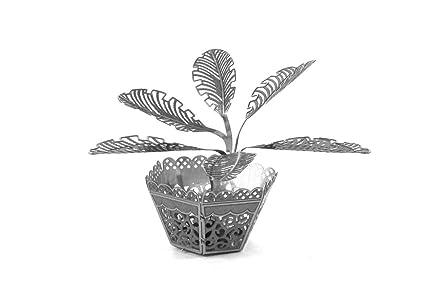 Fascinations Metal Earth Sago Palm Tree 3D Metal Model Kit