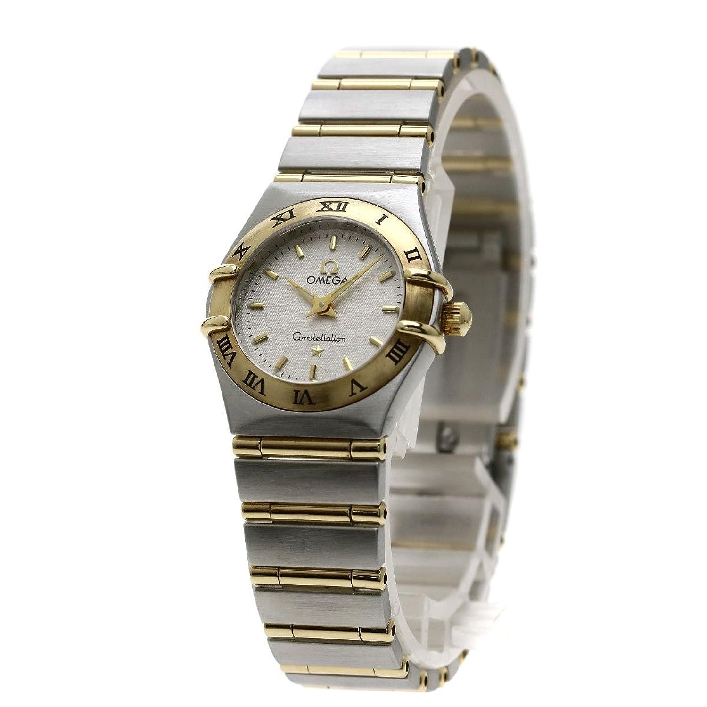 [オメガ]コンステレーション 腕時計 ステンレス/SSxK18YG レディース (中古) B07BMLD2PP