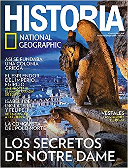 Historia National Geographic . Nro. 174 Junio 2018: Amazon.es: National Geographic: Libros