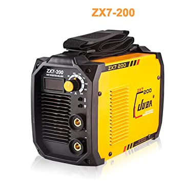 Enbeautter Whole Copper MINI Welder 170V-260V IGBT Portable Welding Inverter MMA ARC ZX7-