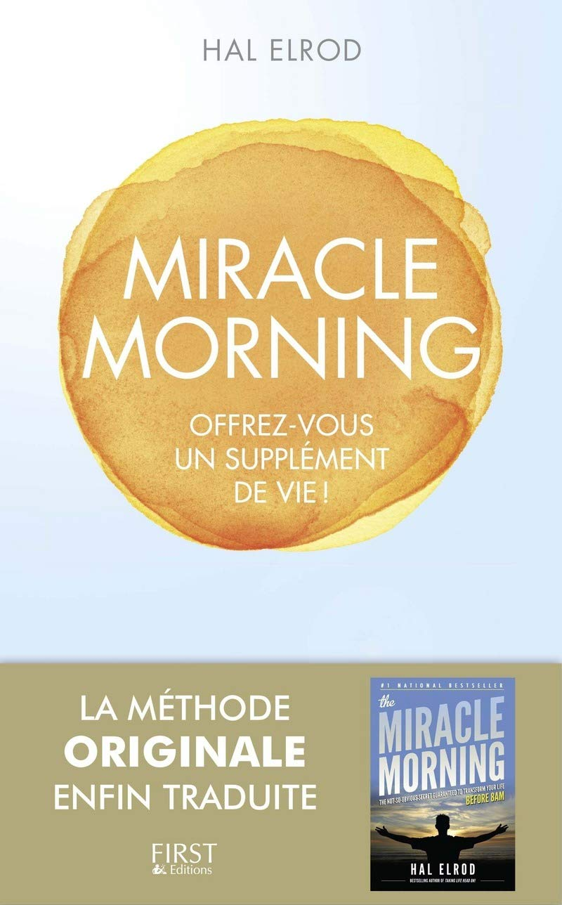 Miracle Morning, de Hal Elrod