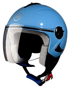 BHR 706 baby - Casco Bebé, color Azul, talla 49-50 cm (
