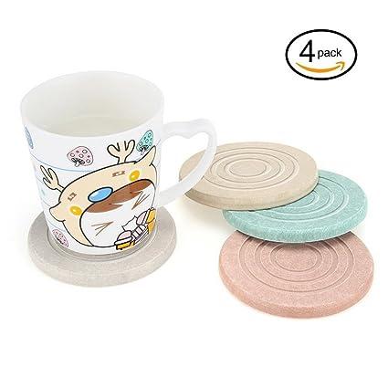 Tenta Kitchen Non Slip Heat Resistant Diatomite Absorbent Drink Coaster Spoon Rest Soap Dish Drying Trivet