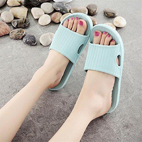 Pantofole Doccia Interna Bagno Doccia Antiscivolo Scarpe Da Massaggio Bolla 5 Paia E