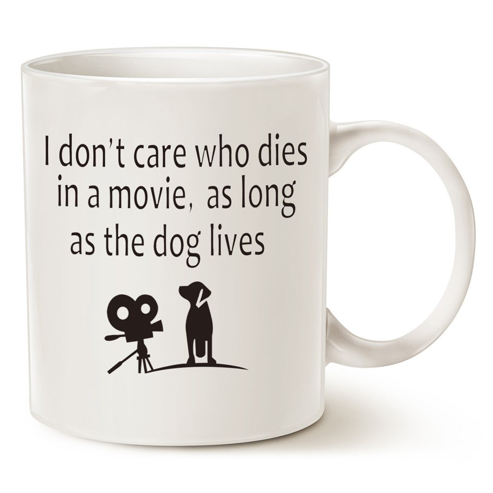 Funny Dog Coffee Mug for Dog Lovers