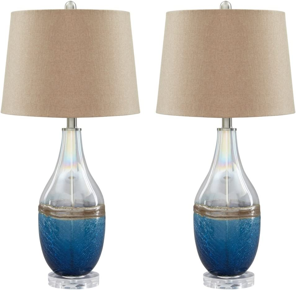 Johanna Glass Table Lamps