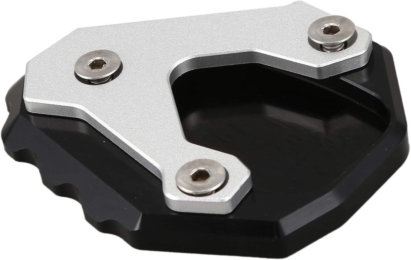 Dasorende pour CB500X CB500X 2019 Pied Kickstand Pied Side Stand Extension Pad Plaque de Support Moto Accessoires