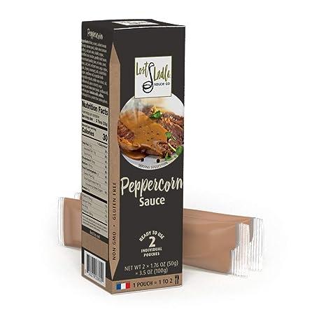 Salsa de pimienta: lista para servir, sin azúcar añadido ...