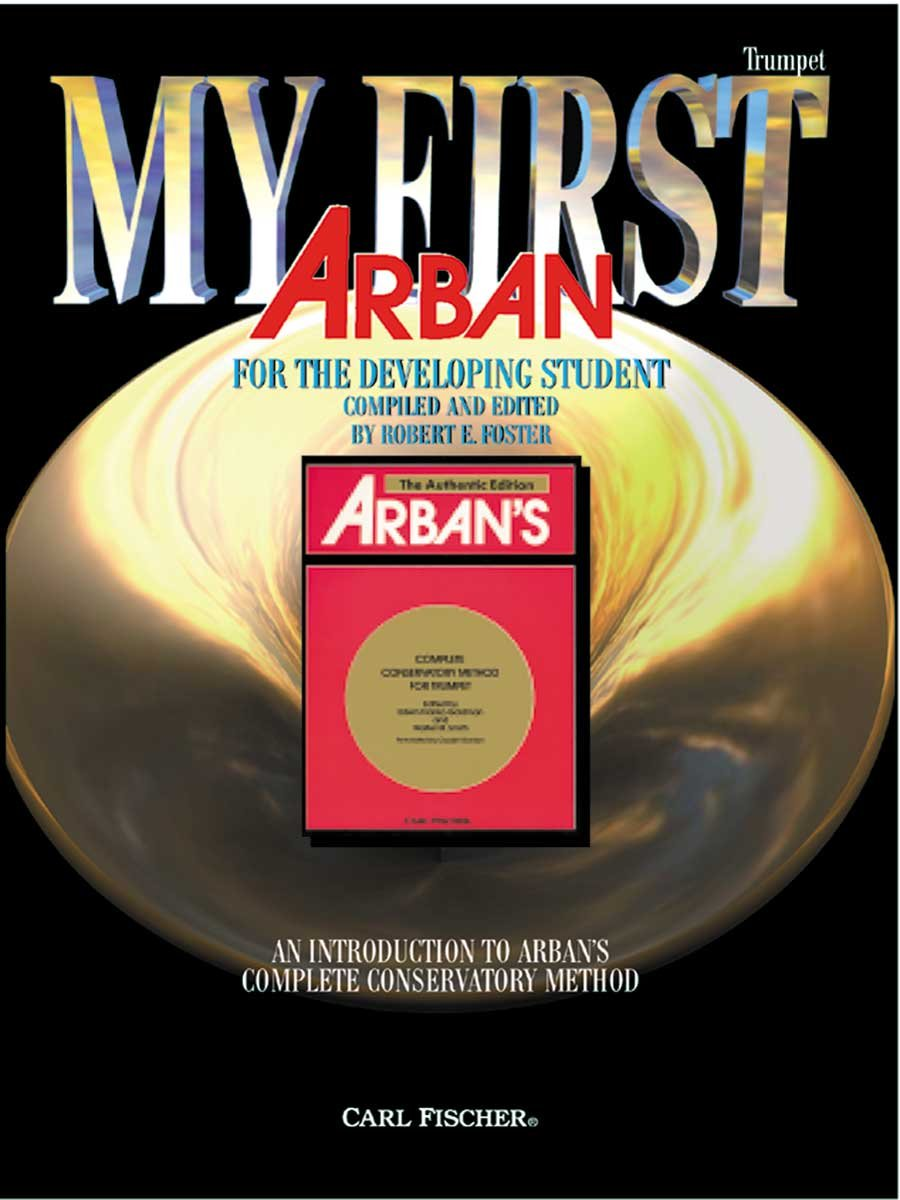 Read Online O5504 - My First Arban: Trumpet - An Introduction To Arban's Conservatory Method for Trumpet PDF