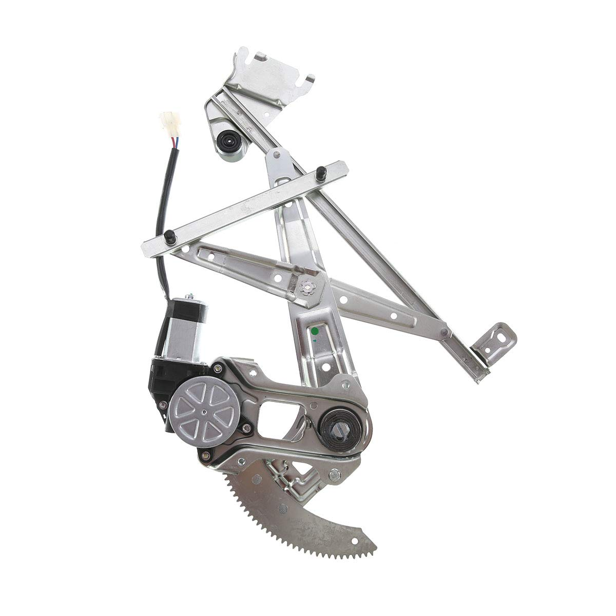 A-Premium Power Electric Window Regulator with Motor Compatible with Subaru Forester 2003-2008 Front Driver Side
