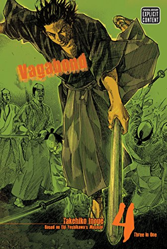 Vagabond, Vol. 4 (VIZBIG Edition) for sale  Delivered anywhere in USA