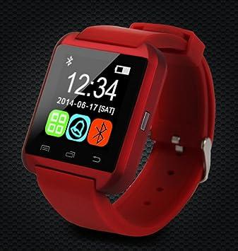 Smart Watch pantalla táctil reloj de pulsera teléfono móvil de reloj Sport Smart Watch Reloj Resistente ...