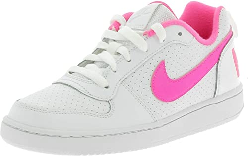 Nike Court Borough Low (GS), Zapatos de Baloncesto Unisex Niños ...