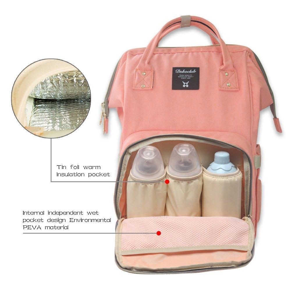 61VJENbZLvL. SL1000  - Los 5 mejores bolsos para carritos de bebé
