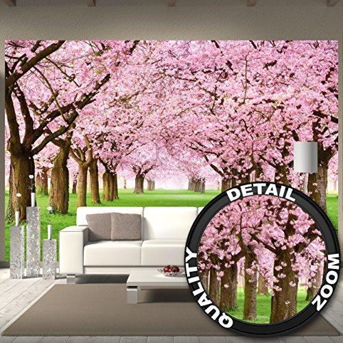 Cherry Tree Photo Wallpaper Decoration product image