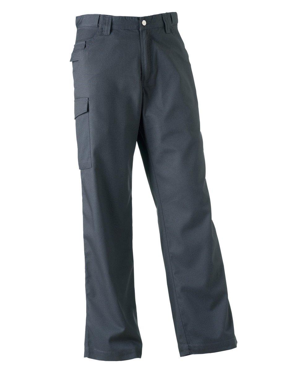 Russell W/Wear P/C Twill Hose, sowohl 5 Farben, sowohl Hose, für REG & Tall 2a3f43