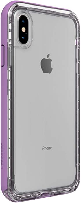 LifeProof Next Series Case for iPhone Xs MAX - Bulk Packaging - Ultra (Lavender/Clear)