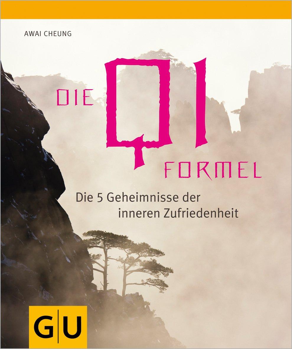 Die Qi-Formel: Die fünf Geheimnisse der inneren Zufriedenheit Gebundenes Buch – 7. September 2010 Awai Cheung GRÄFE UND UNZER Verlag GmbH 3833819286 Chi Gong