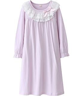 8c92bac04 HOYMN Después de themden para niña Punta Noche Camisa para otoño Invierno  100% algodón 3