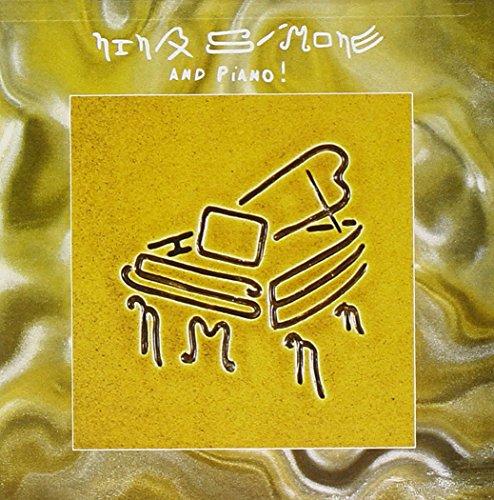 CD : Nina Simone - Nina Simone and Piano! (CD)