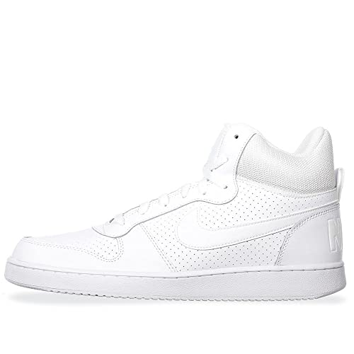 2c7247ebdb688 Nike Tenis Court Borough Mid - 838938111 - Blanco - Hombre - Blanco - 29