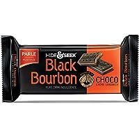 Parle Hide and Seek Black Bourbon, Chocolate, 100g