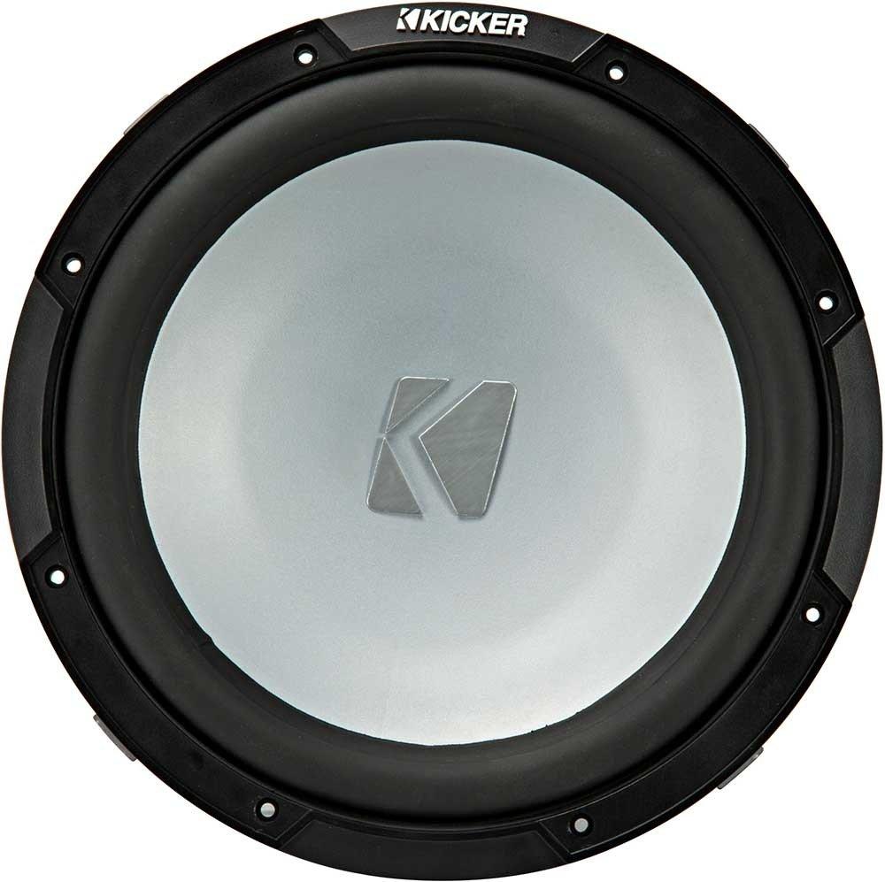 Kicker km12 12インチ( 30 cm ) weather-proofサブウーファのエンクロージャ、2-ohm B079H31W4X
