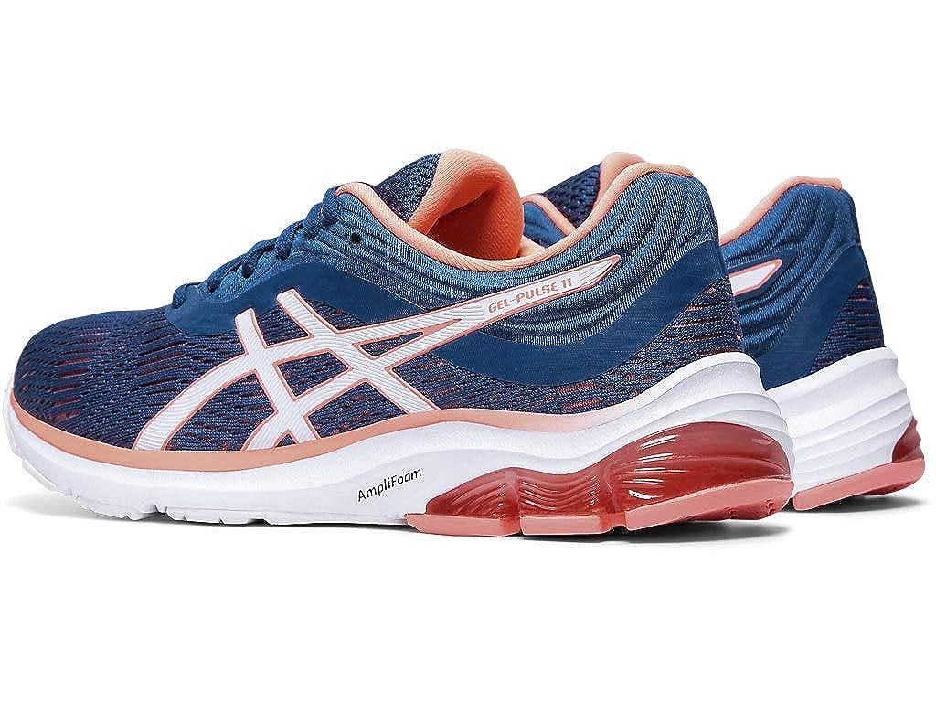 fd7f0cb7fe Amazon.com | ASICS Women's Gel-Pulse 11 Running Shoes, 9.5M, MAKO ...