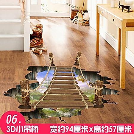 Camere Ponte Per Ragazzi.Xi W H 3d Solido Decorazioni A Parete Camere Per Ragazzi Camera Da