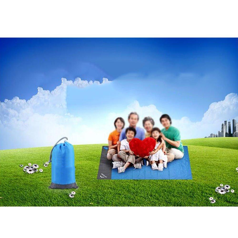 Picknickdecke tragbare Outdoor-Teppichmatte wasserdicht weich faltbar Camping kompakt B07PGV9R34 B07PGV9R34 B07PGV9R34 Picknickdecken Wunderbar 35dd10