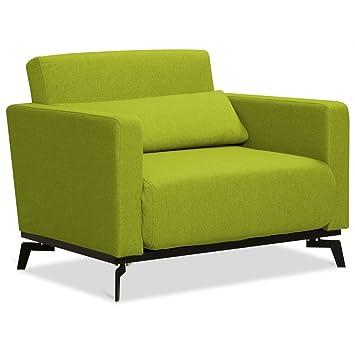 sessel schlaffunktion gr n williamflooring. Black Bedroom Furniture Sets. Home Design Ideas