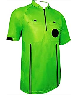 8e103a1c598 Amazon.com   One Stop Soccer Official Referee Soccer Jersey   Sports ...