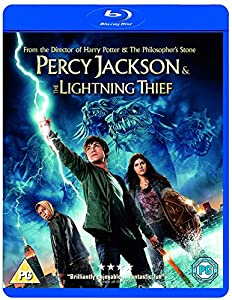 percy jackson and the lightning thief blu ray import anglais movies tv. Black Bedroom Furniture Sets. Home Design Ideas
