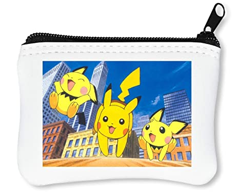 Vintage Pokemon Pokemon Go Pikachu Pichu Billetera con ...